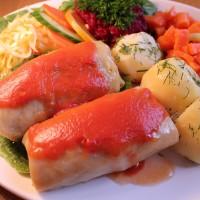 Cabbage Rolls (Golabki) ✩